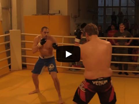 Video: Mark Fuller vs Alexander Manevski