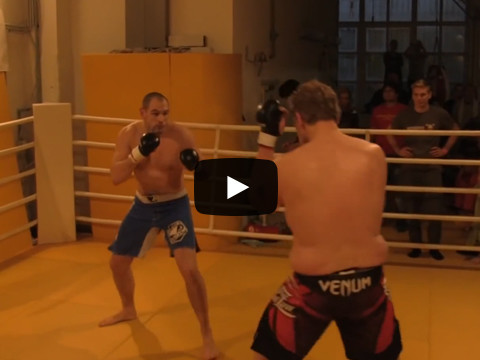 Video: Mark Fuller vs Alexander Manevski
