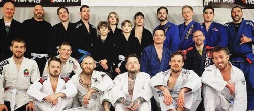 Brasiliansk Jiu-Jitsu (BJJ)
